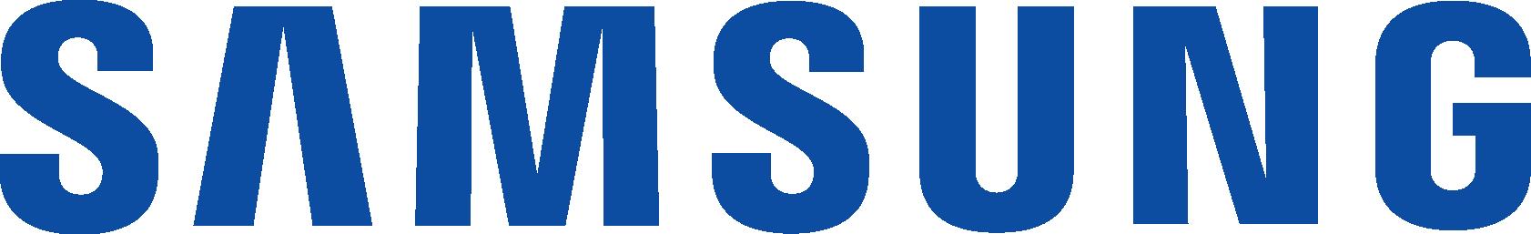 Logo Samsung Wordmark